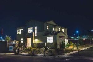 consommation electrique moyenne maison logement