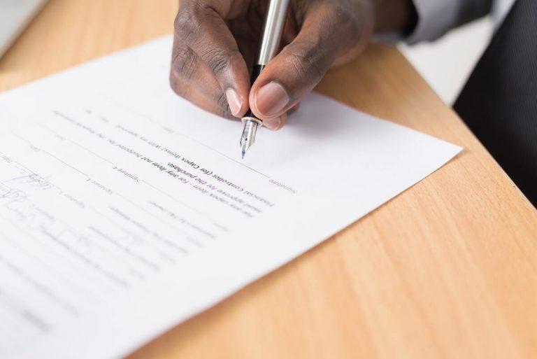 lettre resiliation electricite fin contrat